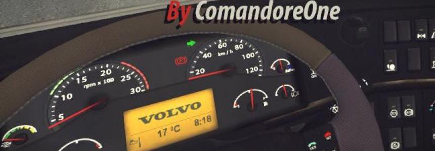 Volvo FH Series Blinkers By ComandoreOne NEW!