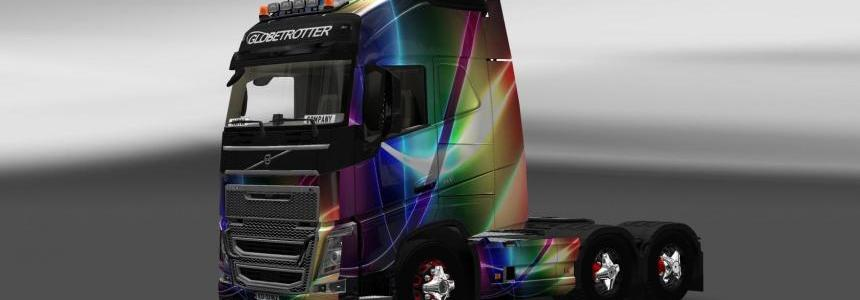 Volvo FH16 2012 Abstract