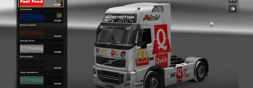 Volvo FH16 Fast Food
