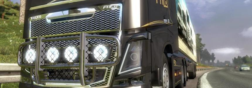 Volvo FH16 Tuning mod By Voodoo v1.0