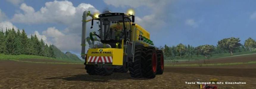 Zunhammer Xerion3800 SaddleTrac v1.0 beta