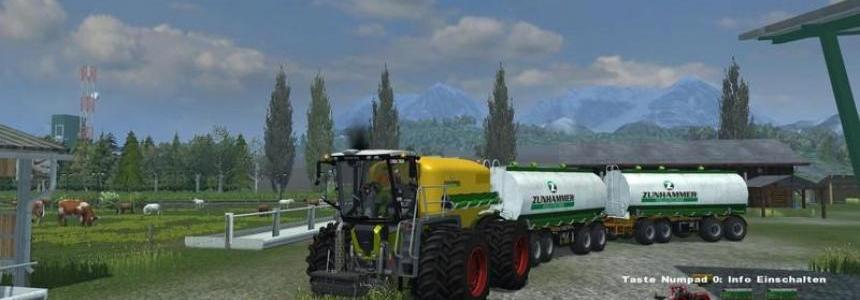 Zunhammer Xerion3800 SaddleTrac v1.0