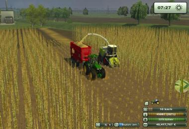Claas wood header v1.0