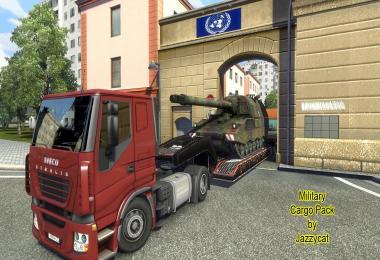 Military Cargo Pack v1.1
