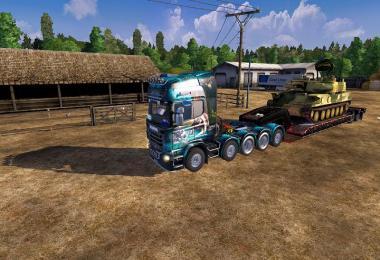 Military Cargo Pack V2