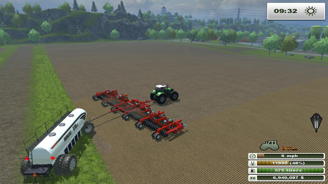 Alfa img - Showing > American Seeders for FS 2013