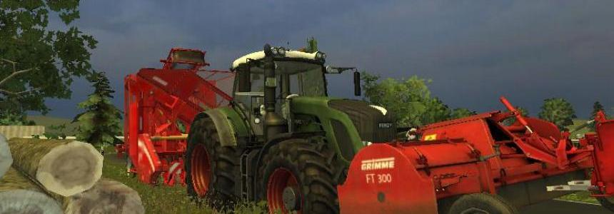 FT300 and beet harvester Combi v1.1 MR