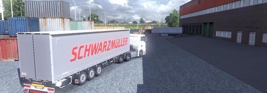 Schwarzmuller trailers