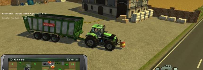 Agricultural cooperative Niederrhein v3.0
