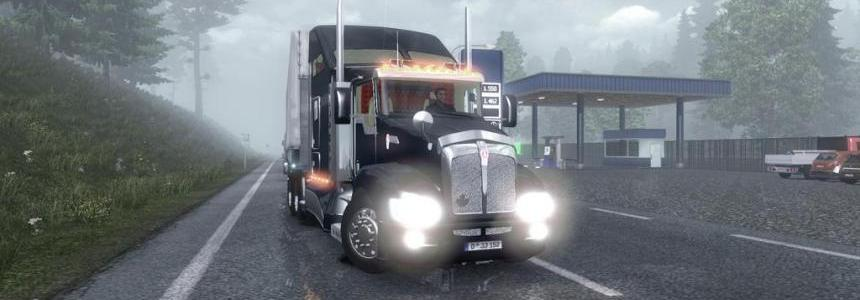 American Trucks Pack