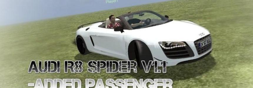 Audi R8 Spider v1.1