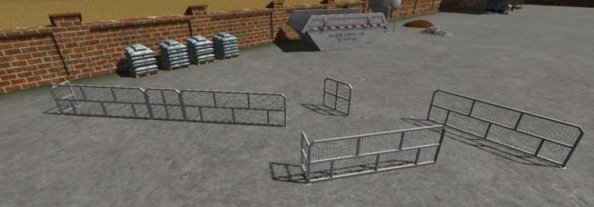 Barriers v1.0
