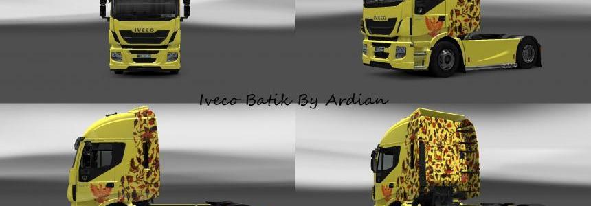 Batik Iveco Hi Way 1.0
