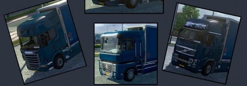 BDF Tandem Truck Pack v12.5