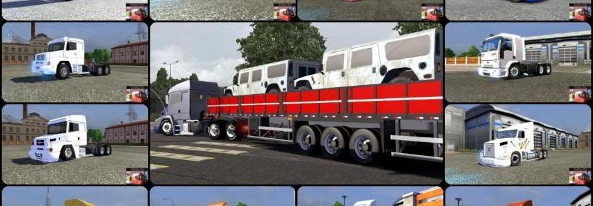 Brasil Truck Pack
