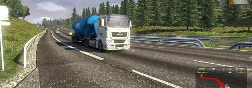 Cargo Trailer Traffic v2.0