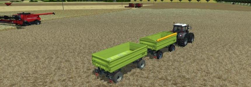 Conow HW80 with tarpaulin v1.1