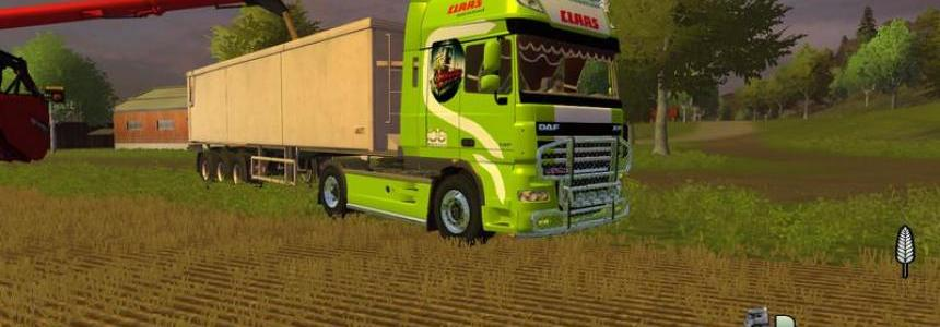 DAF Claas Edition v1.1