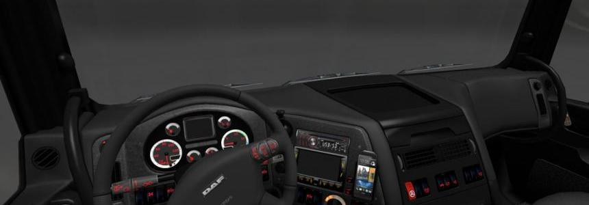 DAF XF Interior Pack