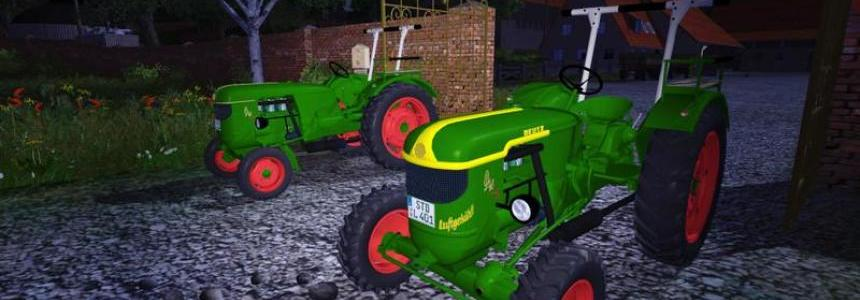 Deutz D40 Sound Update v1.0
