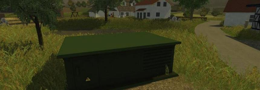 Electrical box v1.0