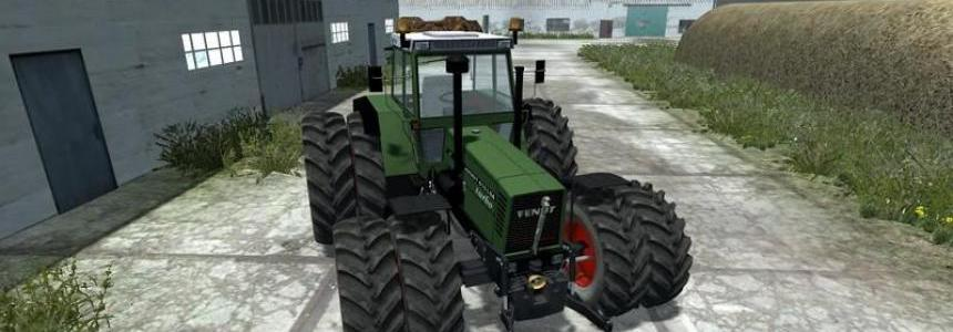 Fendt Favorit 615 LSA v2.0