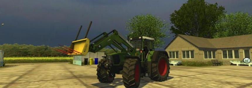 Fendt Favorit 824 Turbo Shift v2.0 Final