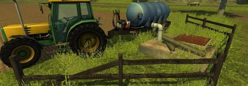 Field edge water hydrant v1.0