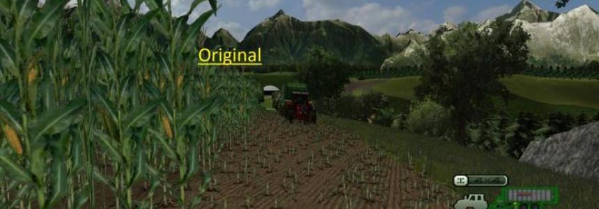 Foliage Maize Diffuse v1.0