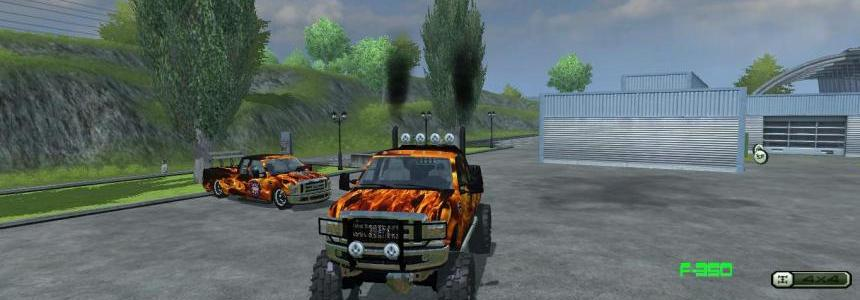 Ford F-350 Monster Pack