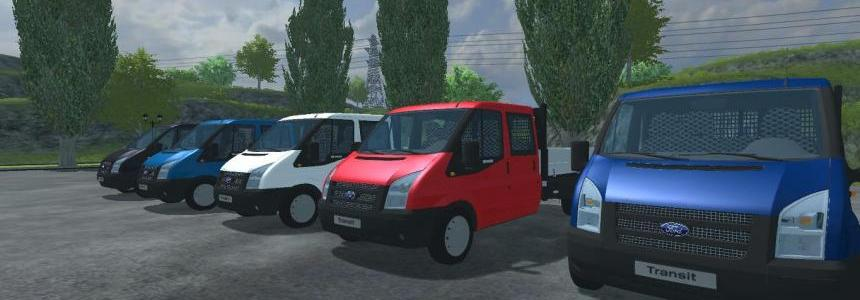 Ford Transit pack