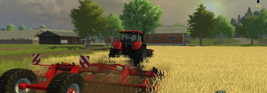 FSM Horsch Terrano 8 FX v1.0 and MR pack