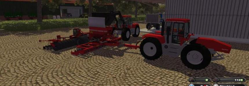 Horsch SW3500S Pronto 6AS Maistro 8RC v6.0