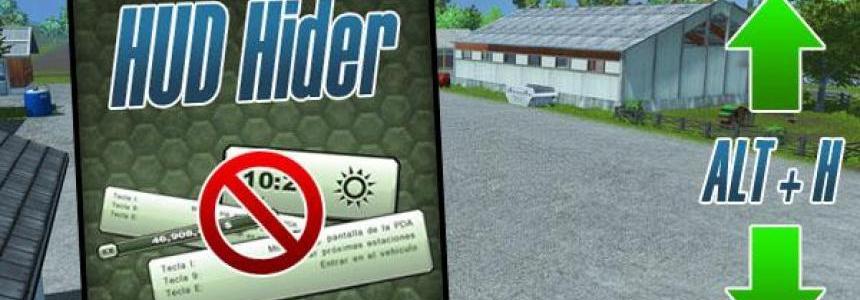Hud Hider