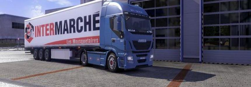 Intermarche Trailer