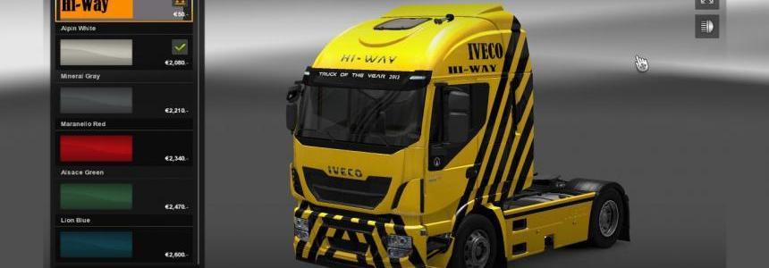 Iveco Hi-Way Skin