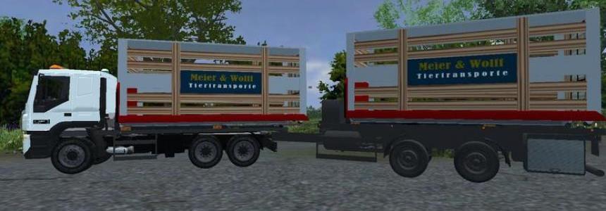 Iveco Stralis 460 HKL Pack v1.0