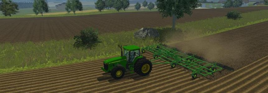 John Deere 2410 Chisel Plow [MR]