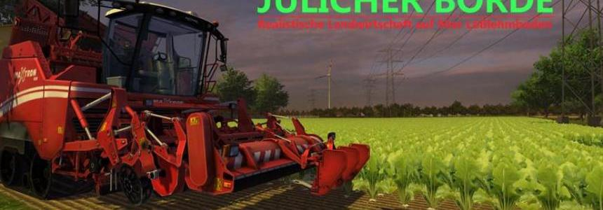 Julich Borde v1.1