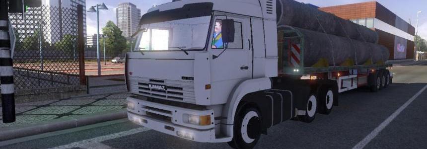 Kamaz 54115 Turbo