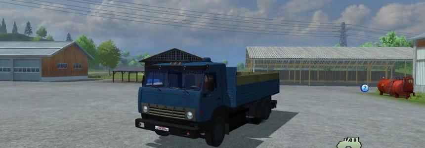 Kamaz 651117