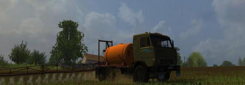 KamAZ SPlayer v1.0