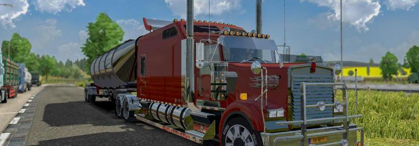 Kenworth Long by Stas556 and dmitry68