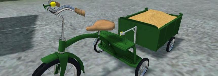 Kids Trike HT v1.0