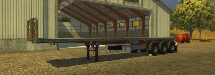 Koegel Flatbed trailers v1.0