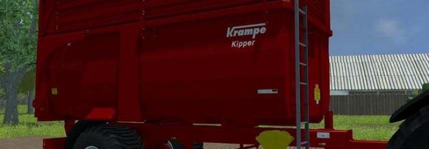 Krampe BBE 600 E v1.0