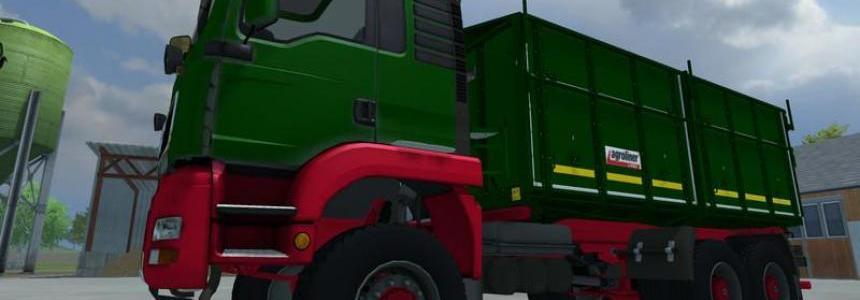 MAN Agroliner 3 axis v1.0