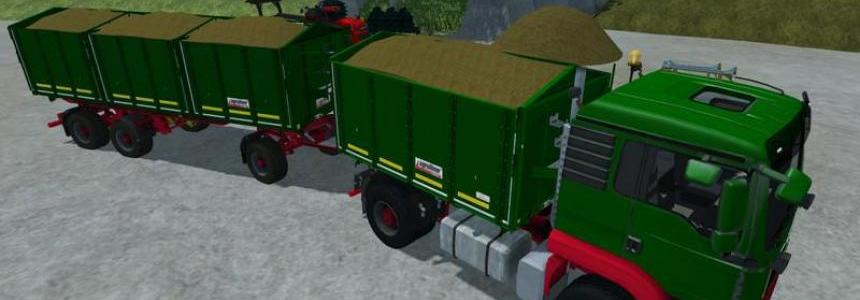MAN Agroliner v2.0 MR