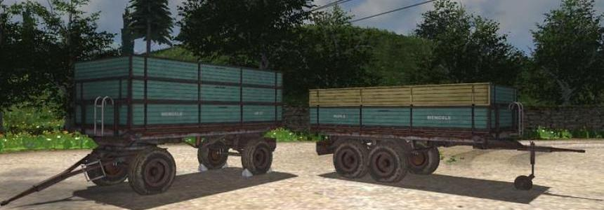 Mengele Trailer Set v1.1