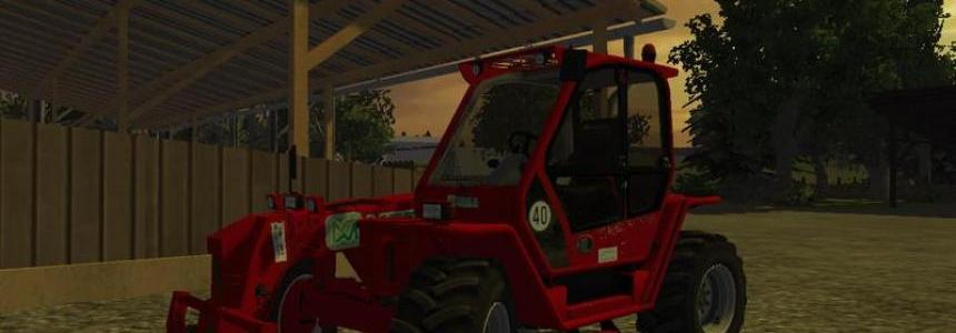 Merlo P.47 Turbofarmer v2.0 RED